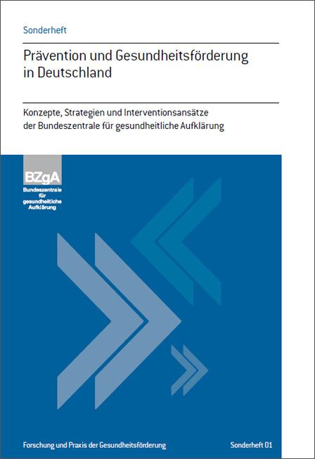 Forschung und Praxis der Gesundheitsförderung