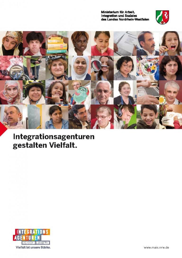 Integrationsagenturen gestalten Vielfalt