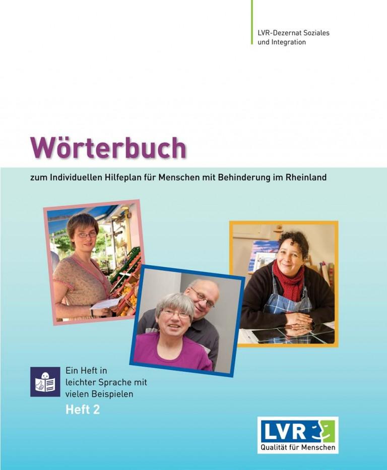 Betreutes Wohnen, Hilfeplan und Wörterbuch in Leichter Sprache
